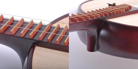 Buy High Quality Zhongruan Instrument Chinese Mandolin Ruan With Acceesories