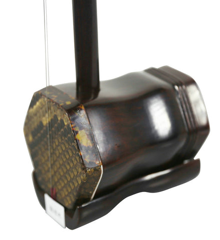 Professional Fine Rosewood Erhu Instrument Chinese Voilin Fiddle With Accessories
