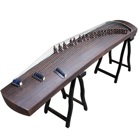 Buy Concert Grade Paulownia Guzheng Instrument Chinese Zither Tang Style