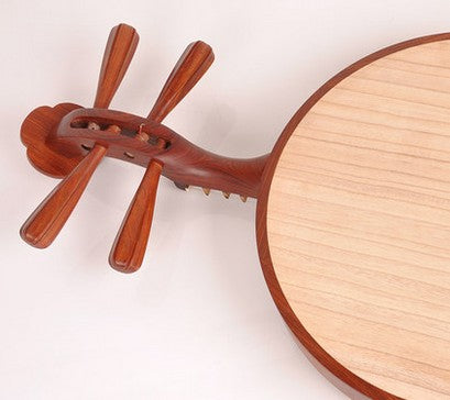 Buy Professional Level Rosewood Yueqin Chinese Moon Guitar