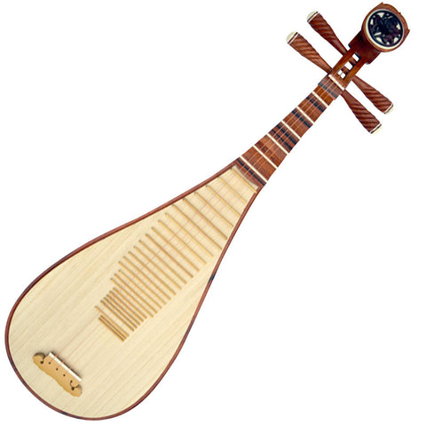 Buy Concert Grade Chinese Lute Rosewood Pipa Instrument With Accessories