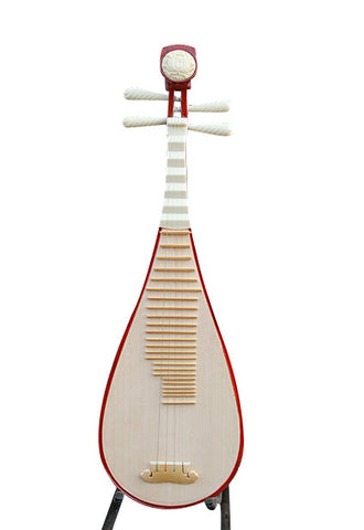Buy Professional Level Rosewood Pipa Instrument Chinese Lute With Accessories