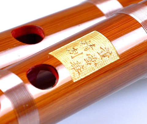 Buy Master Made Bitter Bamboo Flute Chinese Dizi Instrument With Accessories