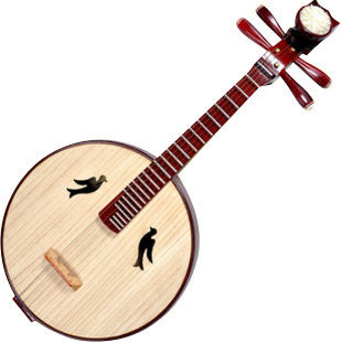 Kaufen Acheter Buy High Quality Zhongruan Instrument Chinese Mandolin Ruan With Acceesories