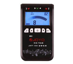 Professional Joyo Guzheng Electric Tuner Model JTM-555