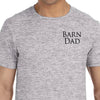 Barn Dad Stirrups Classic Short Sleeve
