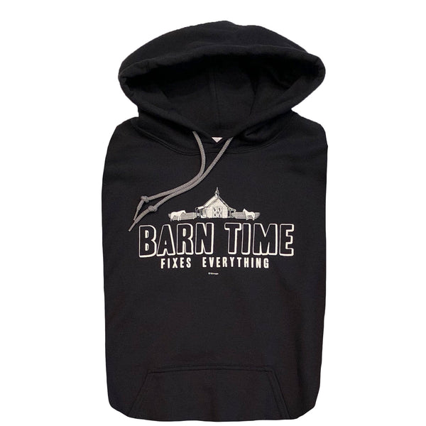 Barn Time Fixes Everything Stirrups Classic Adult Hoodie