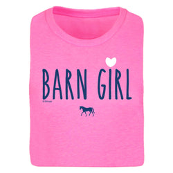 Barn Girl Ladies Short Sleeve Tee 20110