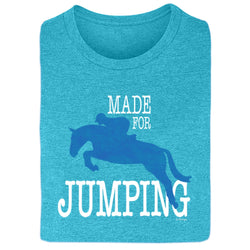 Made for Jumping Ladies Short Sleeve Tee 20115