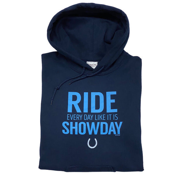 20507 - Ride Like It's Show Day Hoodie