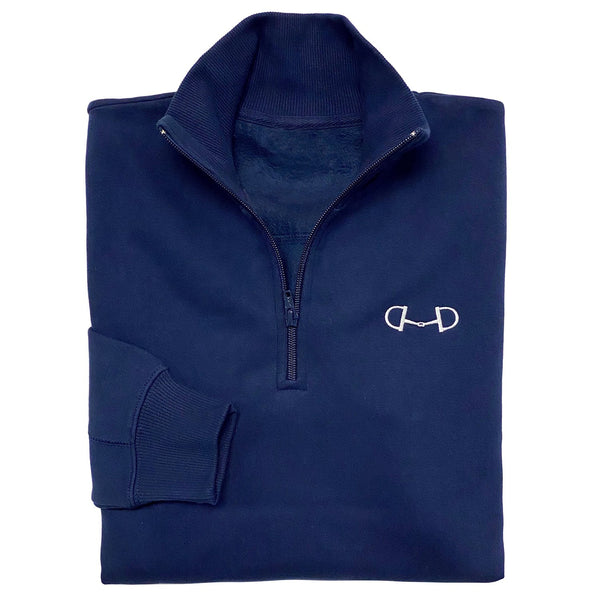 20517 - D-Ring Bit 1/4 Zip Fleece