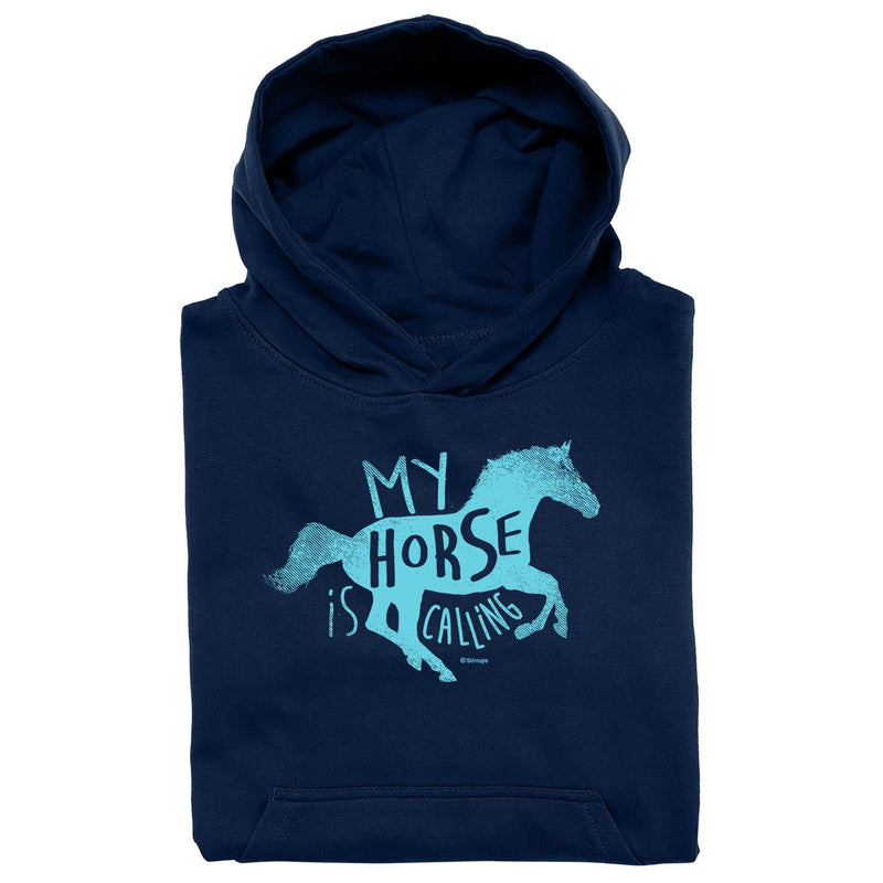 20532 - My Horse Is Calling Youth Hoodie