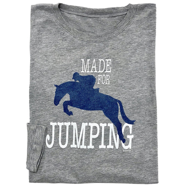 20550 - Made For Jumping Girls Long Sleeve Tee