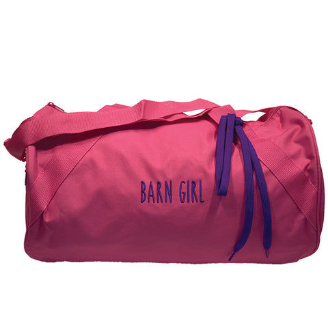 Barn Girl Stirrups Classics Duffle Bag