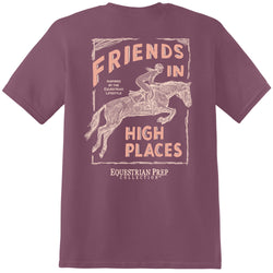 Friends In High Places - Adult Short Sleeve Tee EP-147