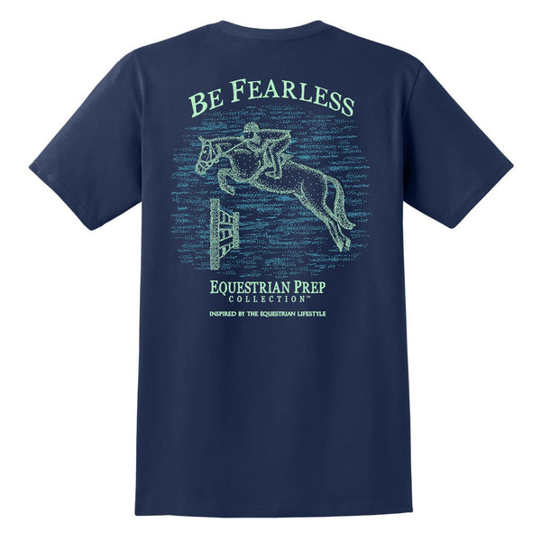 Be Fearless - Adult Short Sleeve Tee EP-152