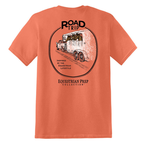 Road Trip - Adult Short Sleeve Tee EP-154