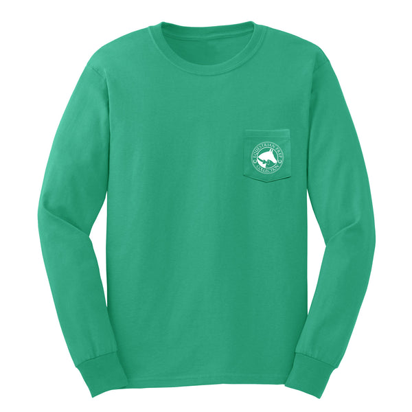 Road Trip - Adult Comfort Colors Long Sleeve Tee EP-179