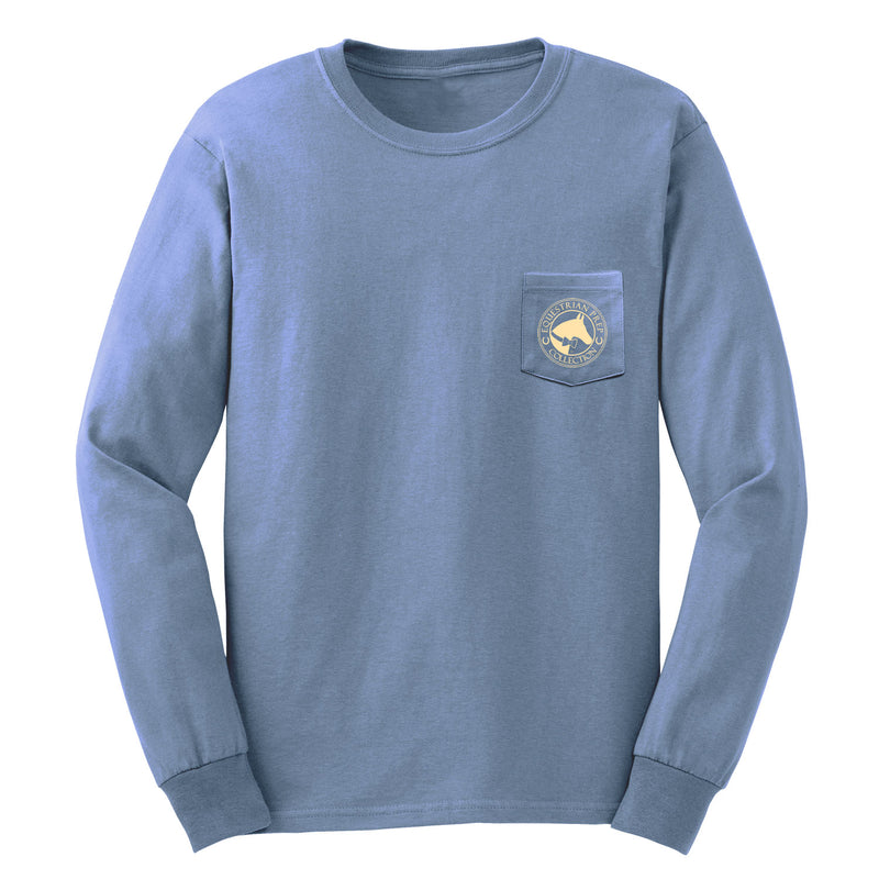 Dream Big - Adult Comfort Colors Long Sleeve Tee EP-184