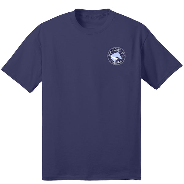 Preppy Jumping Horse - Youth Short Sleeve - EP-204