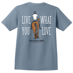 Live What You Love - Adult Short Sleeve Tee EP-134