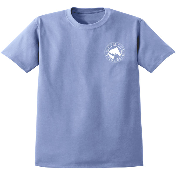 Weekends Are For Horse Shows - Youth Short Sleeve Tee EP-216