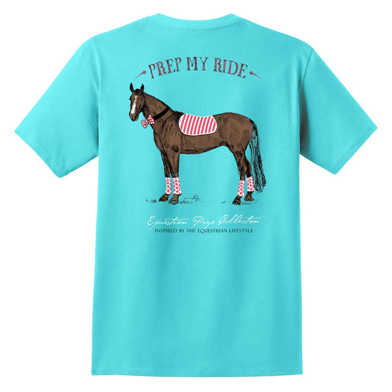 Prep My Ride - Youth Short Sleeve Tee EP-218