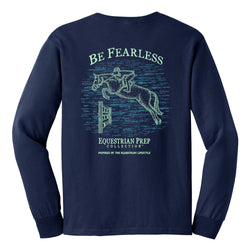 Be Fearless - Youth Comfort Colors Long Sleeve Tee EP320