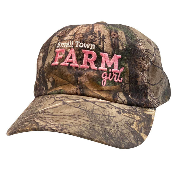 Farm Girl Cap HA224