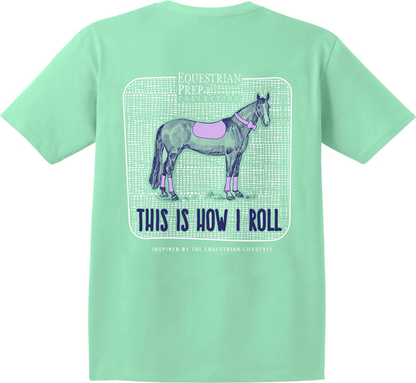 This Is How I Roll - Adult Short Sleeve Tee EP-171
