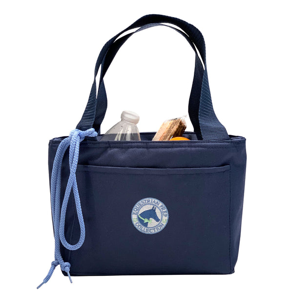 Equestrian Prep Insulated Lunch Tote