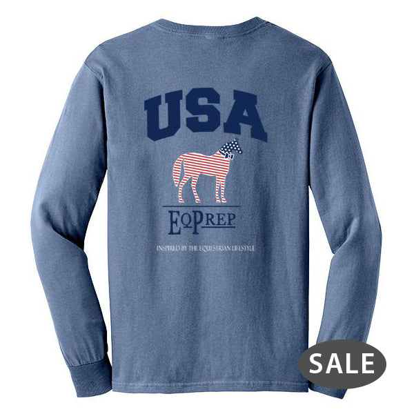USA EqPrep - Long Sleeve EP-62