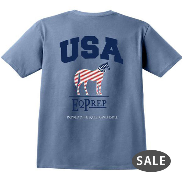 USA EqPrep - Youth Short Sleeve - EP-207