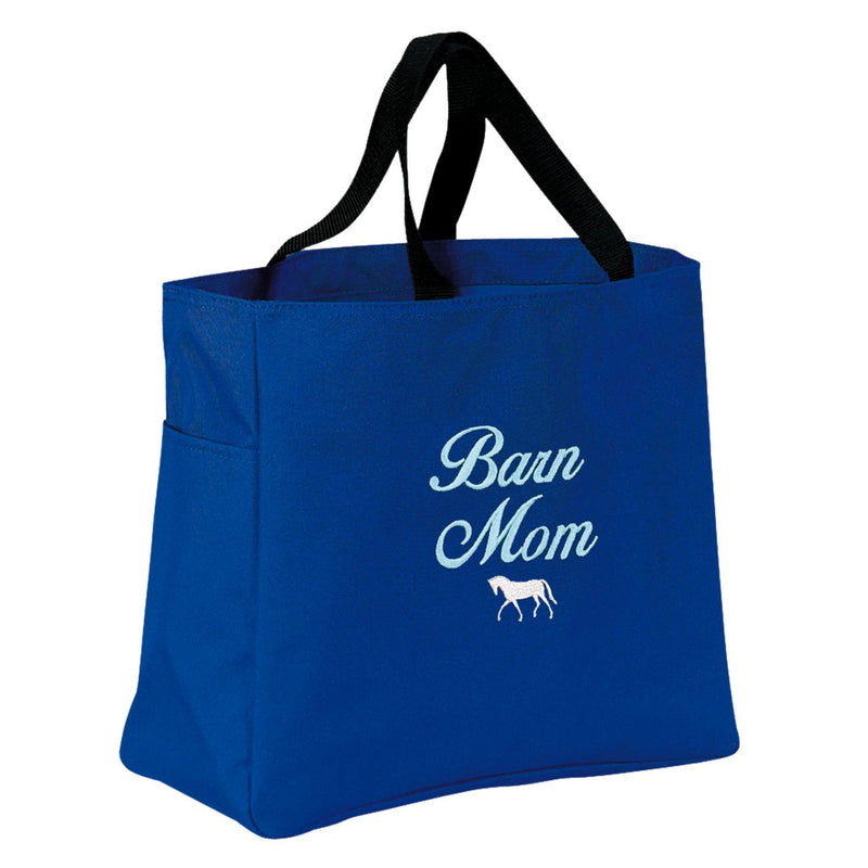 Barn Mom Tote Bag B928