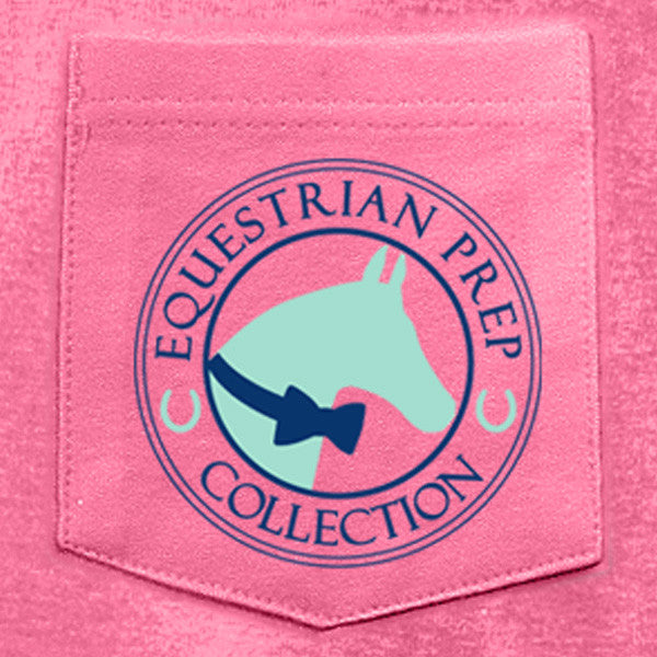 Equestrian Sports - Adult Comfort Colors Short Sleeve Tee - English EP-112