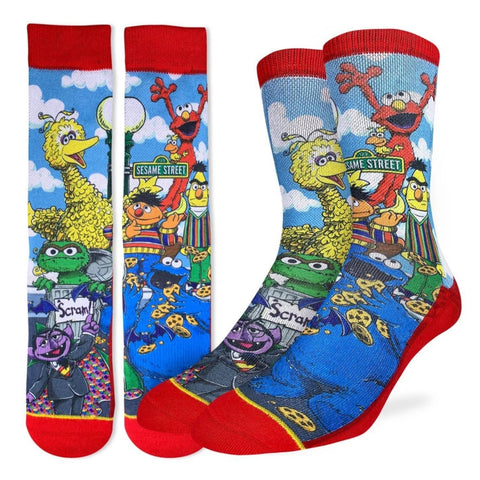 Sesame Street Family Socks