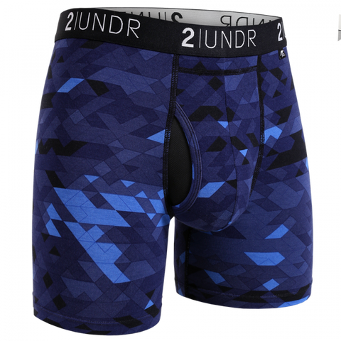 2UNDR Geode  Swing Shift Underwear