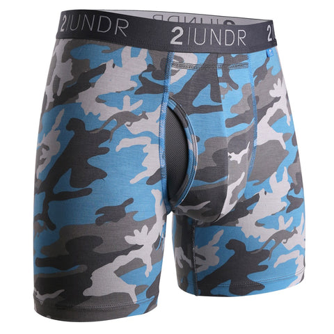 2UNDR Ice Camo Swing Shift Underwear
