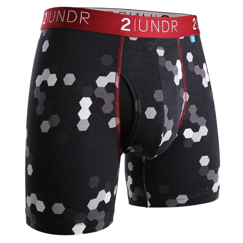 2UNDR Metro Hexual Swing Shift Underwear