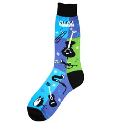 Jazz Socks (men's)