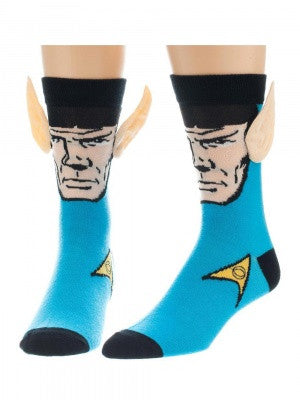 Star Trek - Spock Crew Sock with Ears