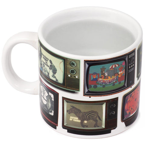 CBC TV Heat Changing Mug