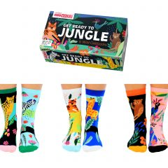 Get Ready To Jungle - Kids Gift Box