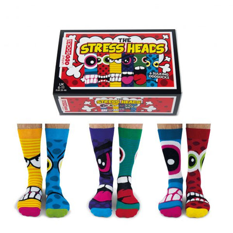Stress Heads (Men's Gift Box)