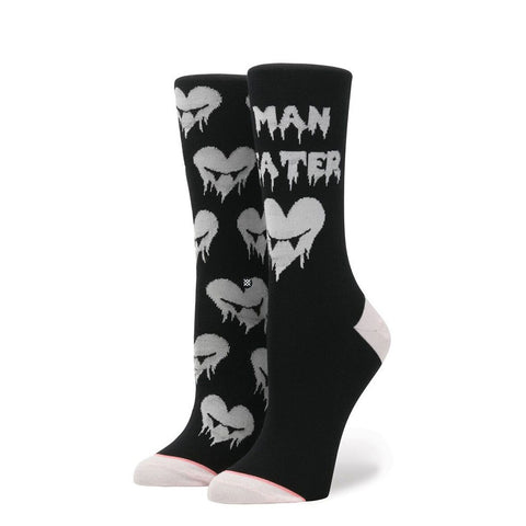 Hangry Socks (Black)