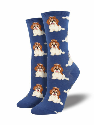 Shih Tzu Socks (women's)