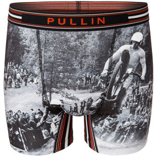 PULLIN Men's Boxers - Cross