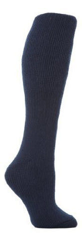 Heat Holders Long Thermal Socks - Blue