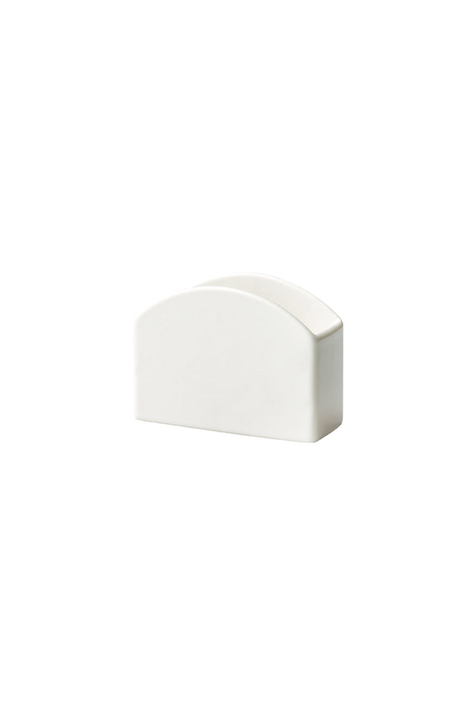 Paper Filter Stand - White