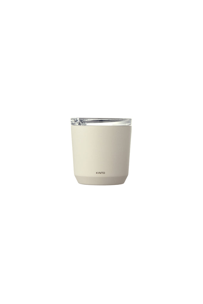 To Go Tumbler - White (240ml)